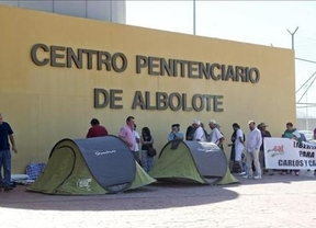 Sale de la cárcel el simpatizante del 15-M condenado por su actuación de piquete