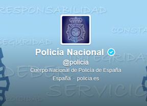 La Policía supera al FBI como cuerpo policial más seguido en Twitter