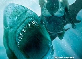 'Tiburón 3D, la presa': Un insulto a Tiburón, al 3D, a la presa y al cine en general
