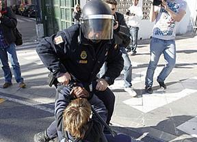 Cargas policiales contra los más débiles
