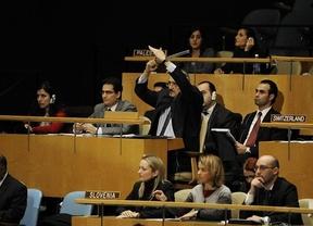 La ONU consigue aprobar una resolución que condene las violaciones de derechos humanos en Siria