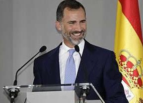 El Príncipe apuesta por el emprendimiento como forma de sacar a España de la crisis