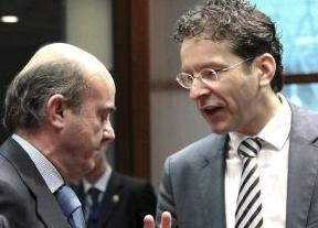 El Presidente del Eurogrupo ve más brotes verdes que nadie: