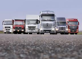 Daimler Trucks cerrará 2014 con cerca de 500.000 camiones vendidos en todo el mundo