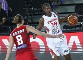 Mundial femenino: España se pasea ante Chequia y ya está en cuartos