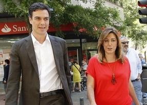 El PSOE destaca el diálogo entre Sánchez y Díaz sobre la situación política en Andalucía