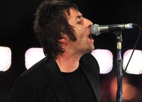 El 'britpop' hace vibrar el FIB de la mano de Liam Gallagher