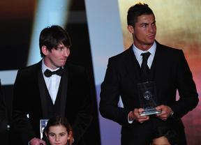 Como se esperaba, Messi, Cristiano y Ribery son los 3 finalistas del FIFA Balón de Oro