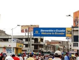 Correa rechaza xenofobia contra los colombianos