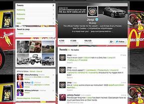 Anonymous ataca la cuenta de Twitter de Jeep publicando mensajes obscenos y fotos de la competencia