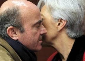 Segunda 'cornada' del FMI a España con pésimas previsiones de una caída del 3,2% y una prima de 750 puntos