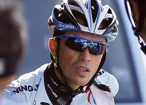 Contador acusa su inactividad y pierde el maillot de líder en el Tour... de San Luis, una carrera de rodaje