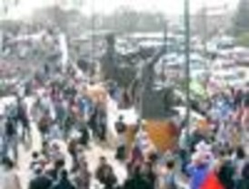 La APPO marcha en Oaxaca