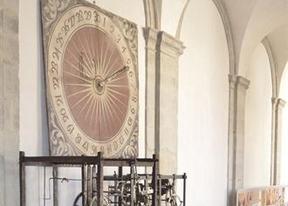 El antiguo reloj del Giraldo de Catedral de Cuenca, 'visitable' tras una restauración