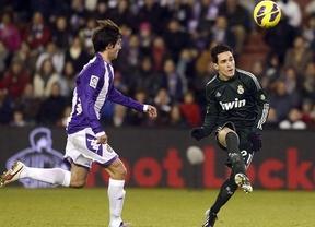 El Madrid sufre pero salva el 'match ball' de Zorrilla ante un Valladolid correoso (2-3)
