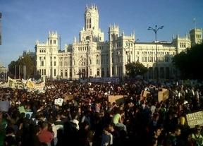 Los 'indignados' preparan manifestaciones para caldear la semana previa al 20-N