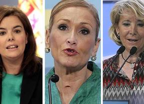 La batalla por Madrid va tomando forma en el PP: Cospedal ya tiene en cuenta a Aguirre como posible candidata