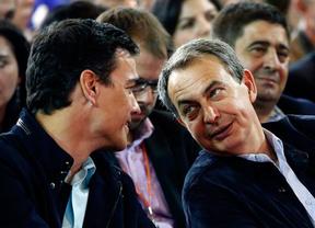 Carmona y Zapatero, excluidos de la clausura de la Convención Municipal del PSOE