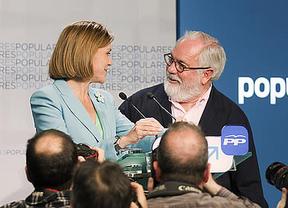 El PP, con poco que celebrar: victoria pírrica de Cañete con la pérdida de 2,6 millones de votos
