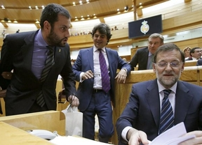La 'gracieta' del senador García deriva en una tormenta en el Senado