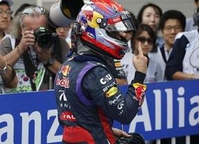 GP de Japón, primer 'match ball' para que 'el caníbal' Vettel sume su cuarto título consecutivo