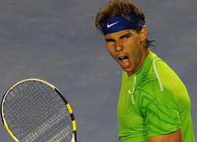 Rafa Nadal, que se siente 'extraño' fuera de pista, confía en 'estar bien' para el Open de Australia