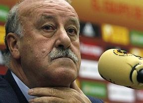 Del Bosque, en su línea tranquila ante el partido con Francia: