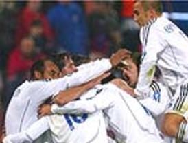 El Real Madrid despierta de su letargo en Bucarest (1-4)