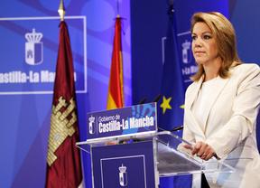 Una información, desmentida por Cospedal, advierte de un supuesto recibo de Bárcenas que demostraría financiación ilegal del PP-CLM