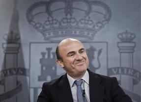 Guindos no teme a la deflación: 'No hay riesgo ni en España ni en Europa'