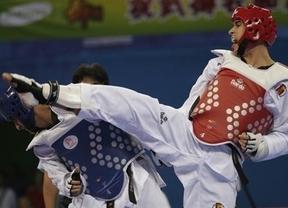 El taekwondo y la vela siguen aumentando el medallero español: Nicolás García, plata, y las chicas de Elliot 6m en las finales