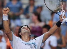 'SuperFerrer' apaliza a Gasquet y se mete en cuartos de final del Open de Australia aunque puede esperarle 'SuperDjokovic'
