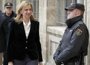 La infanta pagará esta semana los 600.000 euros que pide la Fiscalía