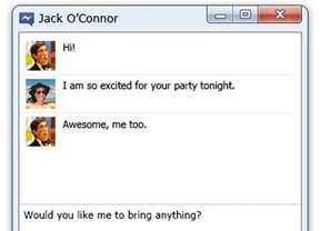 La versión beta de Facebook Messenger llega a Windows 7