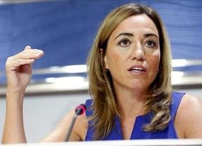 Chacón vuelve a primera fila: se presenta a las primarias aunque no aclara si