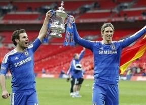 Mata y Torres, el sol y la sombra española del Chelsea, preparan el sueño europeo del título de Champions ante el Bayern