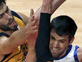 Copa del Rey de Baloncesto: el Madrid sufre pero se mete en la semifinal (78-72)