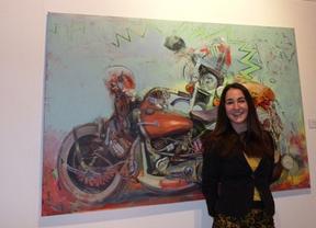 Marta Revillas expone su 'interacción de proyectos' en Toledo