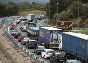 Tráfico prevé 17 millones de desplazamientos en la campaña de Navidad