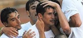 El Alba torea pero le cuesta estoquear a un buen Almería B (3-0)