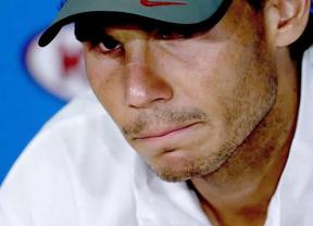La lesión de Nadal, que le impidió ganar en Australia, no es grave y le permitirá seguir su calendario previsto