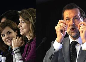 Cospedal y Sáenz de Santamaría pierden peso político