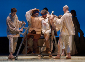 Don Quijote inicia una nueva aventura... escénica mezclando ópera, poesía y teatro