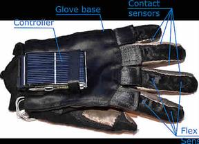 Tecnología que integra: inventan un guante que traduce el lenguaje de signos en palabras