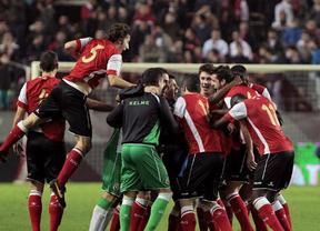 Copa del Rey: 'Matagigantes' Racing quiere hacer más historia ante la Real Sociedad