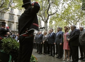 Diada: Artur Mas augura que esta tarde se superarán las 200.000 personas de la marcha de Luther King