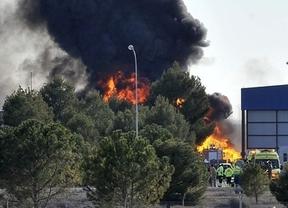 Fallece uno de los militares franceses herido en el accidente aéreo de Albacete