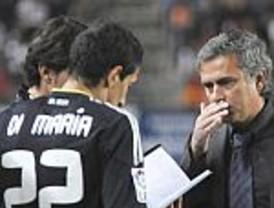 Mourinho le mandó un mensaje a Batista