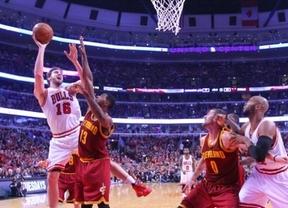 Pau flojea ante unos Cavaliers en racha y arrastra a sus irregulares 'Spanish Bulls' a una nueva derrota (99-94)