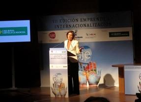 Cospedal defiende la internacionalización de las empresas de Castilla-La Mancha